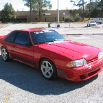 93 Saleen Ford Mustang Fox Body