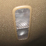 2003-2008 Honda Pilot Dome Light Bulbs Replacement Guide