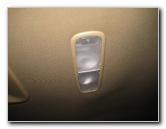 2003-2008 Honda Pilot Dome Light Bulbs Replacement Guide