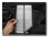 2003-2008 Honda Pilot VTEC 3.5L V6 Engine Air Filter Replacement Guide