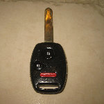 2003-2008 Honda Pilot Key Fob Battery Replacement Guide
