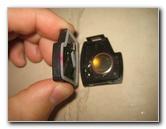 2003 2008 Honda Pilot Key Fob Battery Replacement