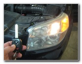 2003-2008 Honda Pilot Key Fob Battery Replacement Guide