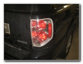 2003-2008 Honda Pilot Tail Light Bulbs Replacement Guide