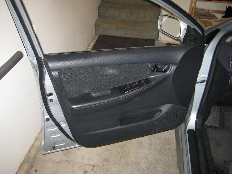 interior door panel removal toyota corolla. Black Bedroom Furniture Sets. Home Design Ideas