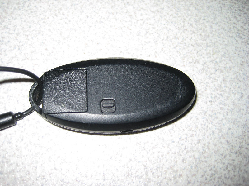 2007 2012 Nissan Altima Smart Key Fob Battery Replacement