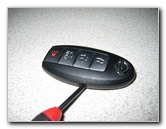 2007-2012 Nissan Altima Smart Key Fob Battery Replacement ...
