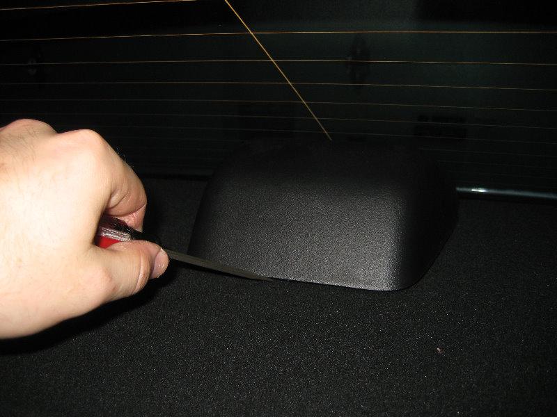 2007 2012 nissan altima third brake light bulb replacement guide 003. Black Bedroom Furniture Sets. Home Design Ideas