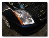 Nissan Sentra Headlight Bulbs Replacement Guide