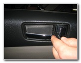 Nissan Sentra Interior Door Panel Removal Guide 2007 To