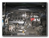 Nissan Sentra Engine Oil Change Guide