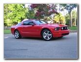 Zaino Show Car Polish Review & 2007 Mustang GT Pictures