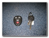 2008-2012 Chevy Malibu Key Fob Battery Replacement Guide