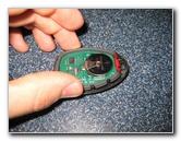 2008-2012 GM Chevrolet Malibu Key Fob Battery Replacement