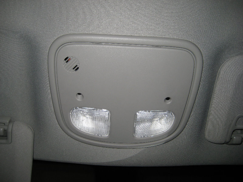 2012 Chevy Malibu Dome Light Bulb