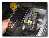 dodge grand caravan electrical fuse replacement guide 2008 to 2014 Dodge Grand Caravan Fuse Box Location