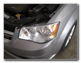 Dodge Grand Caravan Headlight Bulbs Replacement Guide