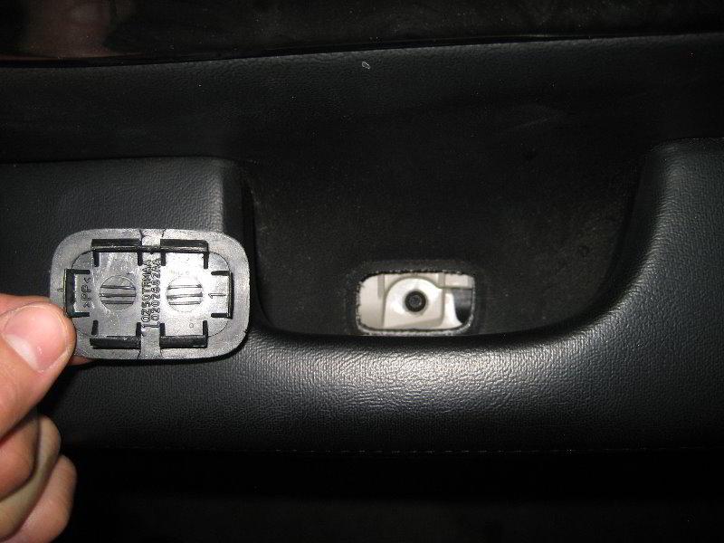 2008 2014 Dodge Grand Caravan Interior Door Panel Removal