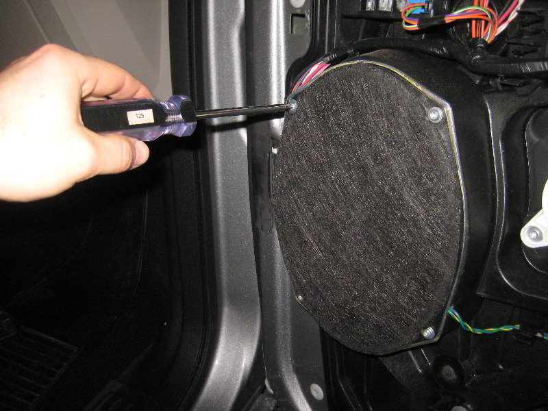 2008 2014 Dodge Grand Caravan Interior Door Panel Removal Guide 026