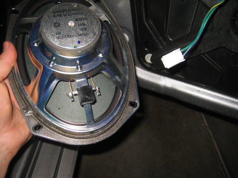 2008 2014 Dodge Grand Caravan Interior Door Panel Removal Guide 029