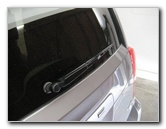 Dodge Grand Caravan Rear Window Wiper Blade Replacement Guide