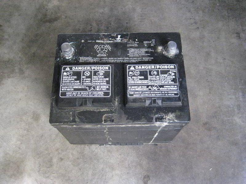 Toyota Corolla  Car Battery