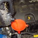 2009-2013 Toyota Corolla Coolant Replacement Guide
