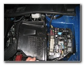 Toyota Corolla Electrical    Fuse    Replacement Guide     2009    To