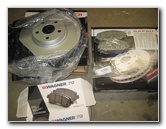 2009-2013 Toyota Corolla Front Brake Pads & Rotors Replacement Guide