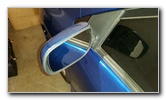 2009-2013 Toyota Corolla Side View Mirror Tightening Guide