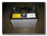 2010-2016 Toyota 4Runner 12V Car Battery Replacement Guide