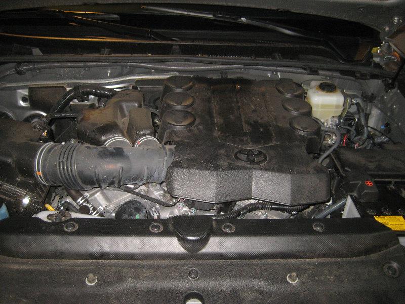 2010 2016 toyota 4runner 1gr fe v6 engine oil change for When to change motor oil