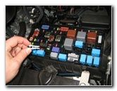 toyota 4runner electrical fuse replacement guide 2010 to 2011 toyota camry fuse box diagram