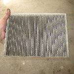 2011-2014 Dodge Charger A/C Cabin Air Filter Replacement Guide