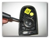 Key Fob Halves Separated 2017 Dodge Charger Battery Replacement