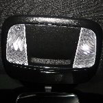 2011-2014 Dodge Charger Map Light Bulbs Replacement Guide
