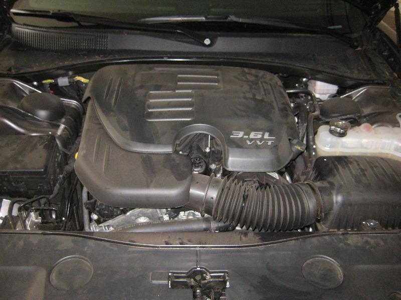 2011 2014 dodge charger pentastar v6 engine oil change for When to change motor oil
