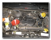 Dodge Grand Caravan 3.6L V6 Engine Oil Change Guide
