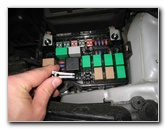 Hyundai Accent Electrical Fuse Replacement Guide 2011 To