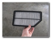 2011-2015 Hyundai Accent 1.6L I4 Engine Air Filter Replacement Guide