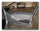 Hyundai Accent Interior Door Panel Removal Guide 2011 To