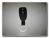2011-2015 Hyundai Accent Key Fob Battery Replacement Guide