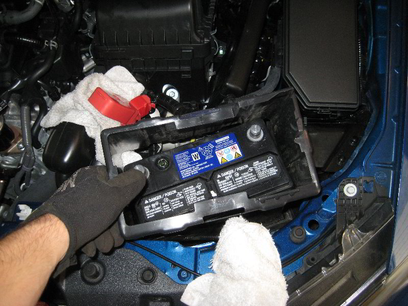 2012 2015 Honda Civic 12v Automotive Battery Replacement