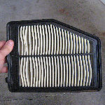 2012-2015 Honda Civic R18A1 Engine Air Filter Replacement Guide