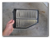 2012-2015 Honda Civic Engine Air Filter Replacement Guide