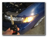 2012-2015 Honda Civic Key Fob Battery Replacement Guide