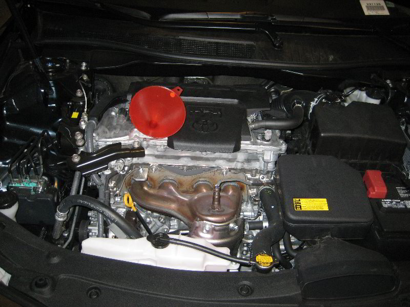 Oil Filter Change For 2012 Toyota Camry Autos Post