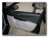 2012-2016 Toyota Camry Door Panel Removal Guide