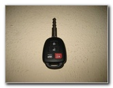 2012-2016 Toyota Camry Key Fob Battery Replacement Guide