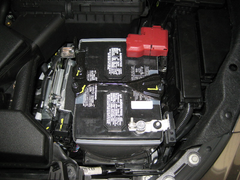 nissan altima 2013 battery replacement